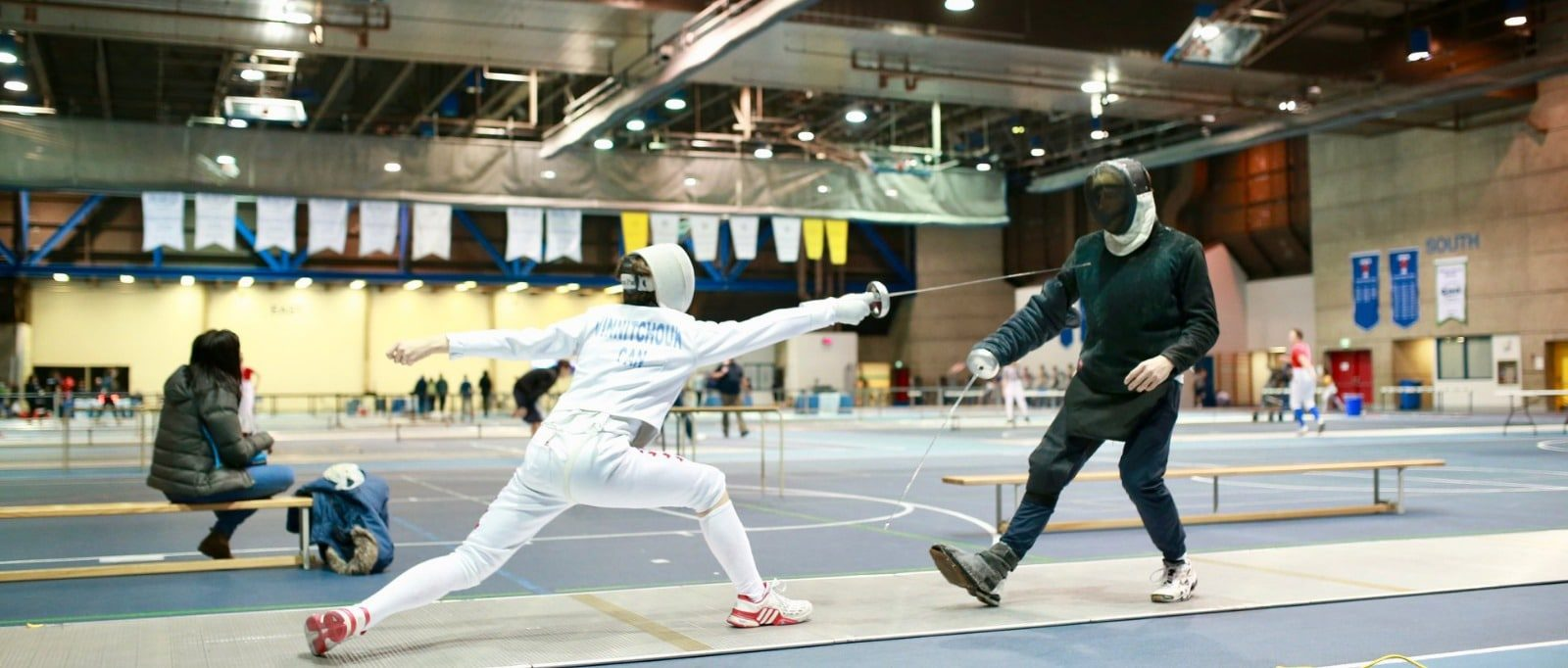 Saint Lucia Island Fencing looking for foil coach for two-week training camp