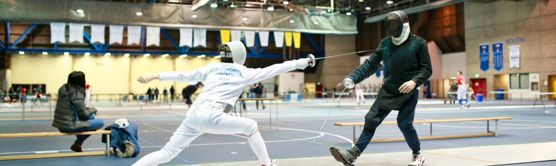 Veterans Fencing Ontario Fencing Association